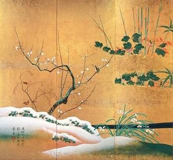 四季花鳥図屏風冬拡大二.jpg