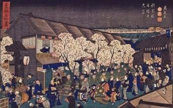 英泉・夜桜.jpg