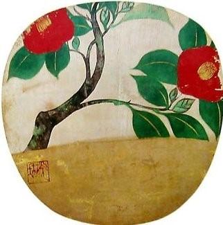 赤椿図団扇.jpg